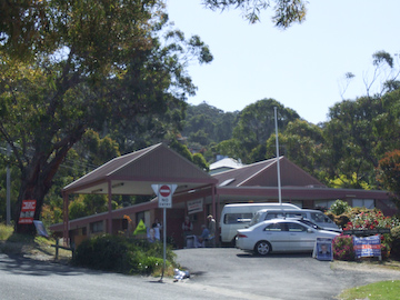 Polling Day in Lorne